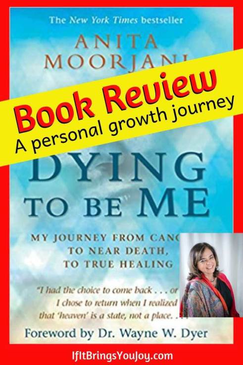 Book review for Dying To Be Me
