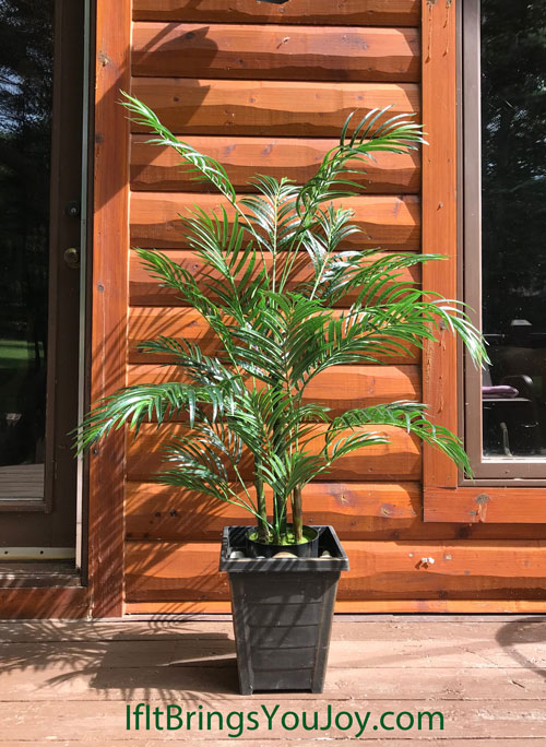 Beautiful artificial custom tree