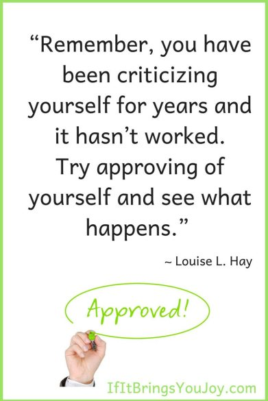 Quote by Louise Hay