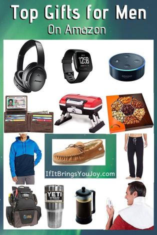 Top Gifts For Men On Amazon Ifitbringsyoujoy