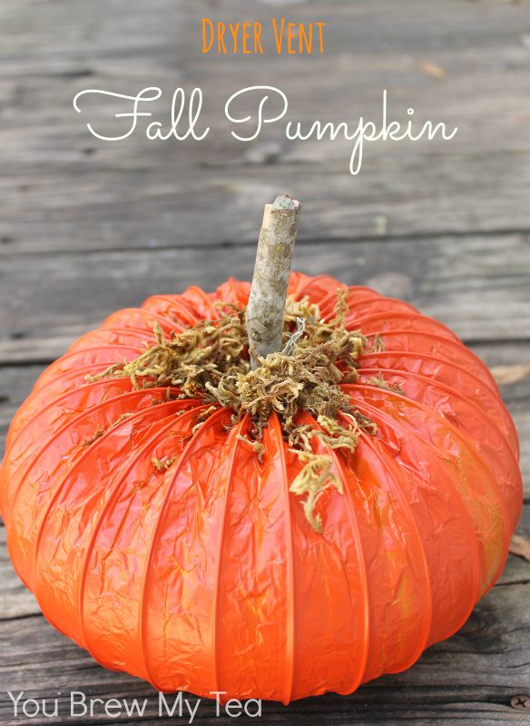DIY Pumpkin Decoration