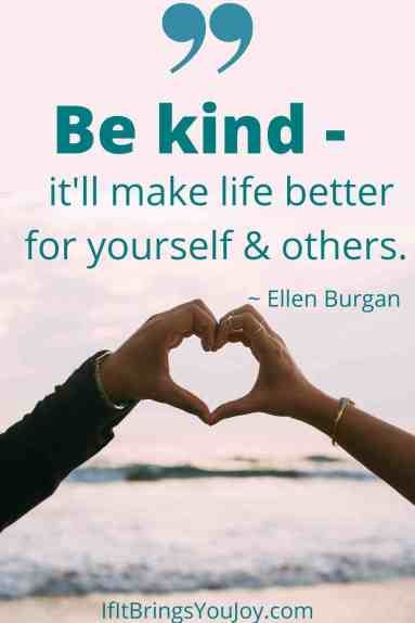 Quote by life coach Ellen Burgan