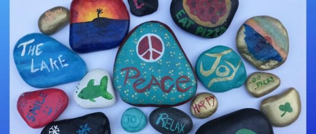 Sample kindness rocks