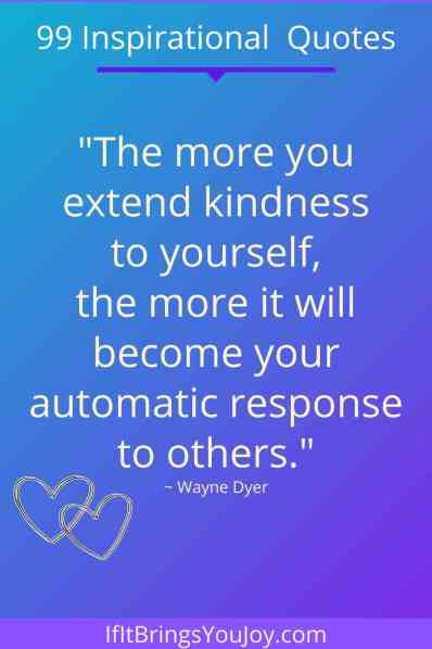 Kindness quote by Wayne Dyer