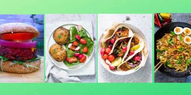 99 Meatless Meal Recipes: Join the Movement