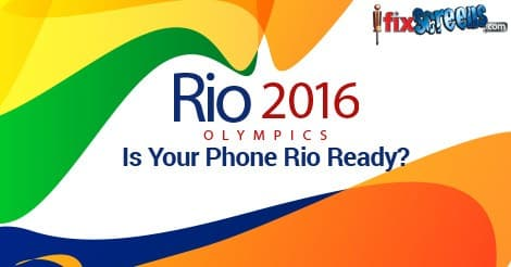 Is your phone rio ready
