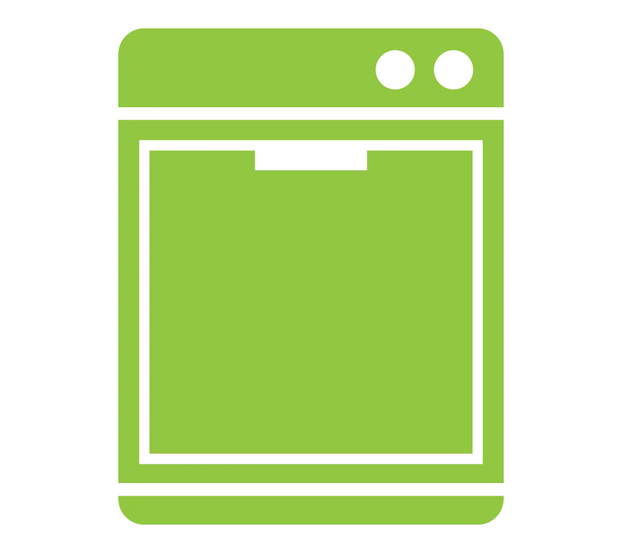 Ogden Appliance Repair Dishwasher Icon