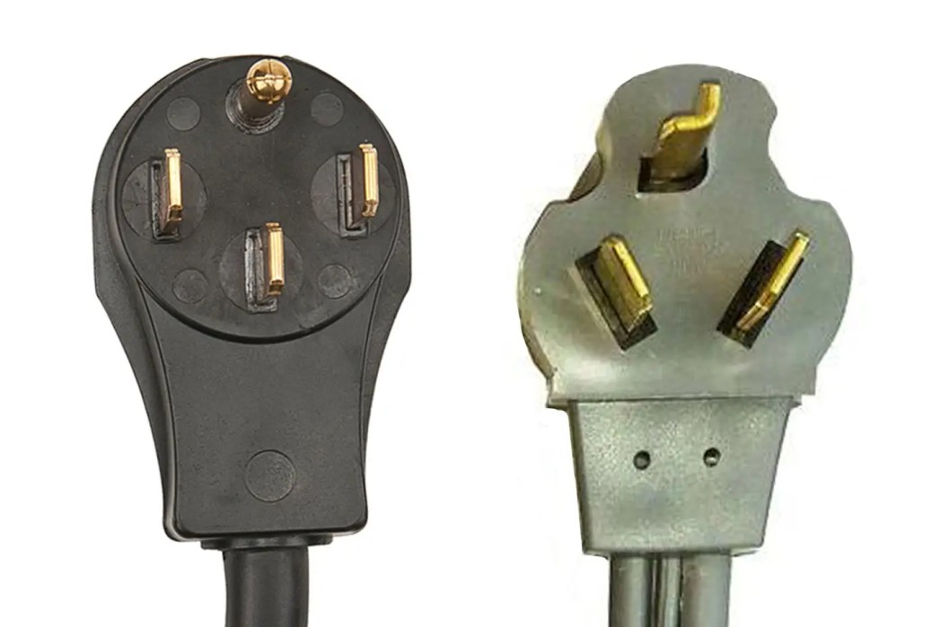 3 and 4 Prong Dryer Hookups