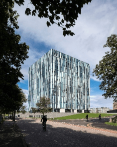 Sir Duncan Rice Library, University of Aberdeen