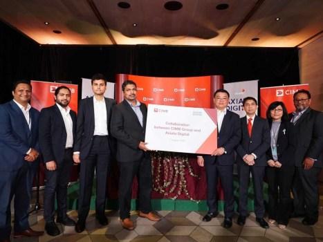 Axiata Digital Capital and CIMB to explore Islamic fintech proposition