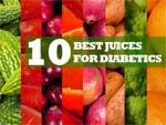 juicing recipes for diabetics