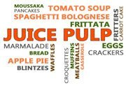 Juice Pulp Recipes
