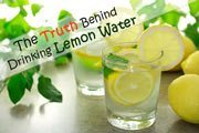 lemon water cleanse