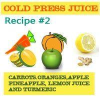 cold press juice recipe