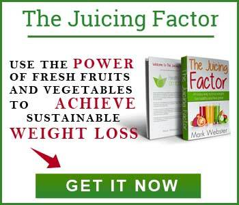 weight loss with juicing factor