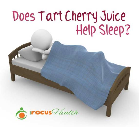 does tart cherry juice help sleep