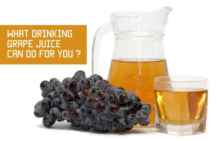 grape juice nutrition