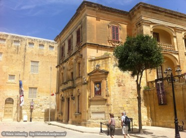 Entrance to Mdina Dungeons