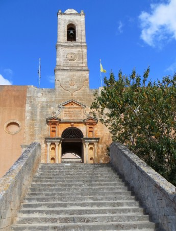 The monastery is very popular and best visited off-season to avoid the hordes of tourists arriving in coaches
