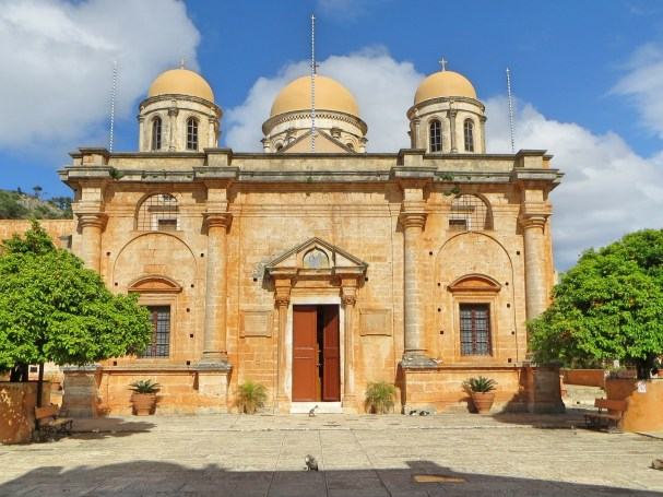 Agia Triada is a must visit if you're based in or near Chania