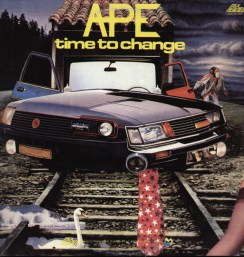 Ape - Time To Change [Mix Totale Records, 1983]