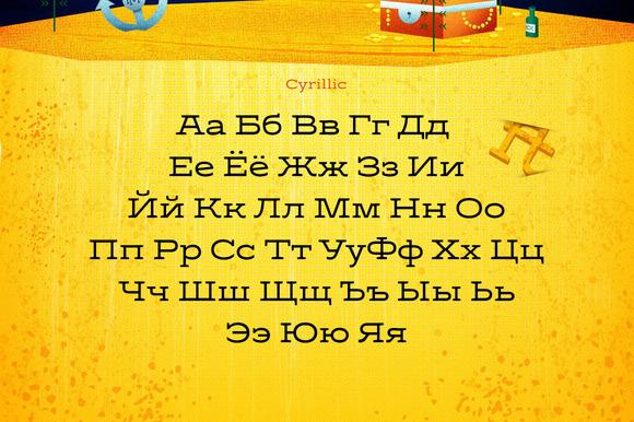 Gora typeface