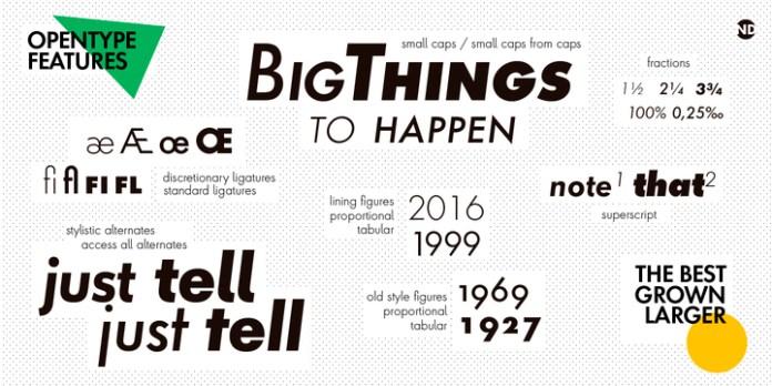Futura Next Font Family