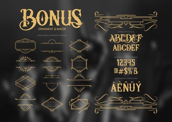 Artedoms Font Family