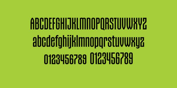 Gothiks Condensed Font Family