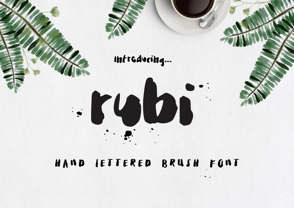 Font and Graphic Bundle