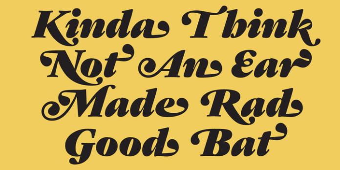 Gastromond Font Family