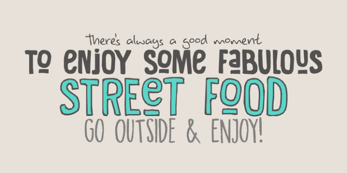 Food Truck Font Family