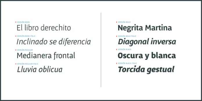 Gafata Font Family