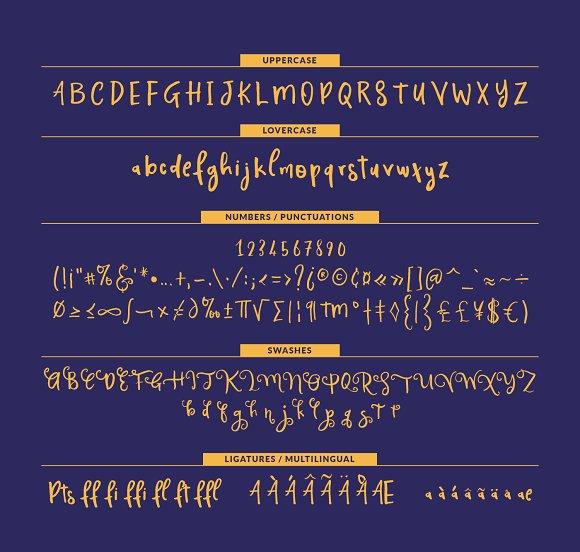 Magnificent Display Font