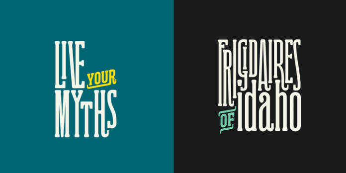 Ridewell Font Family