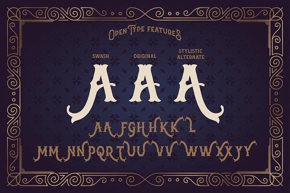 The Far Kingdoms font