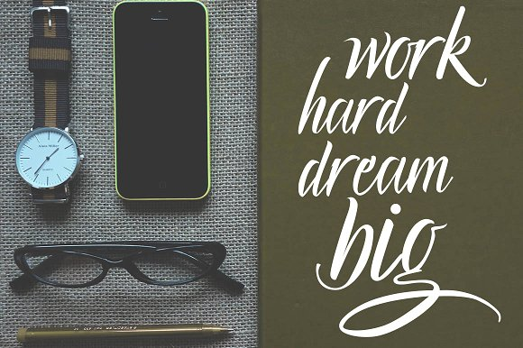 Lucky Dream Bold Font Duo