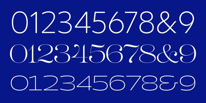 Positype Display Font Collection