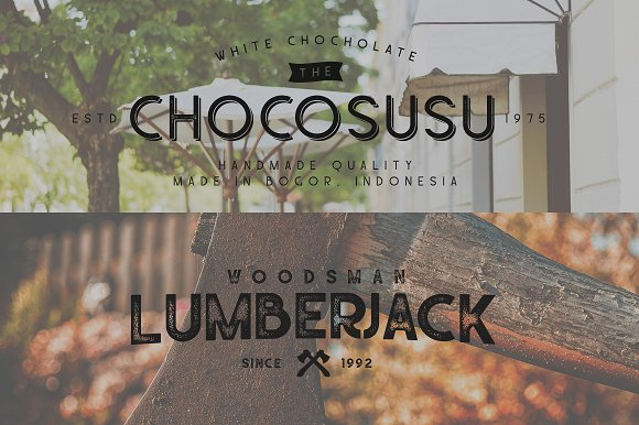 Caredrock - 14 Fonts Style + Extras