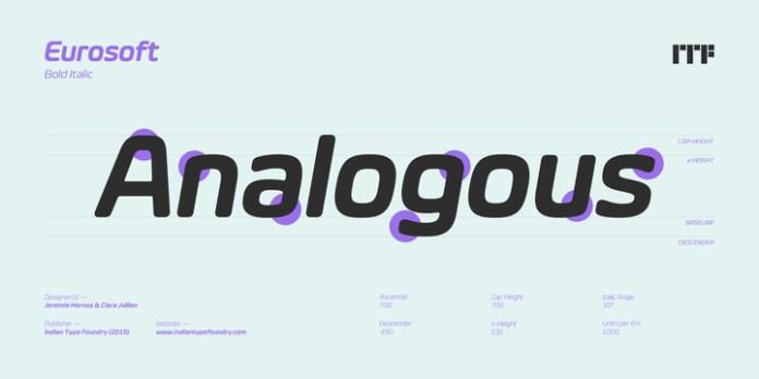 Eurosoft Font Family