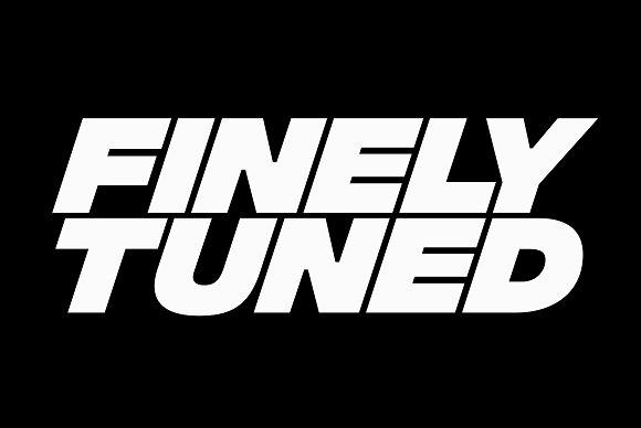 Integral CF: Ultra Bold titling font