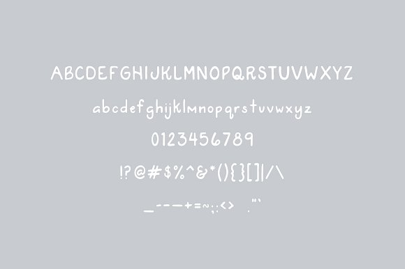 Sea Legs / hand lettered font