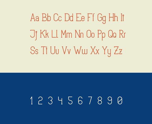 Fibo Serif Font
