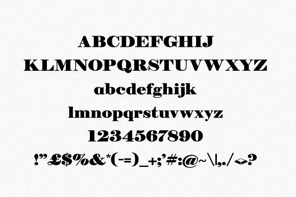 Manuell Font