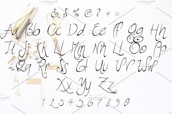 Sketchbook Font