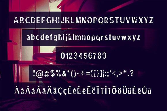 Tenure Typeface