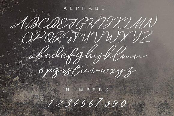 Kenstein Script Font
