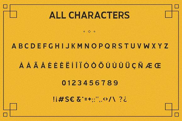 Longway - Serif Font