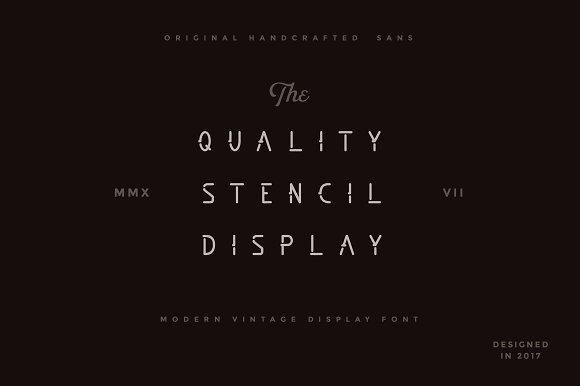 Smbrn Stencil Collection