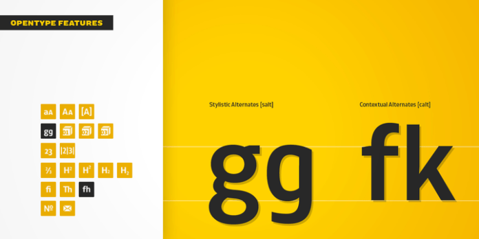 XXII Centar Font Family Complete